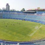 Estadio Azul in Mexico City