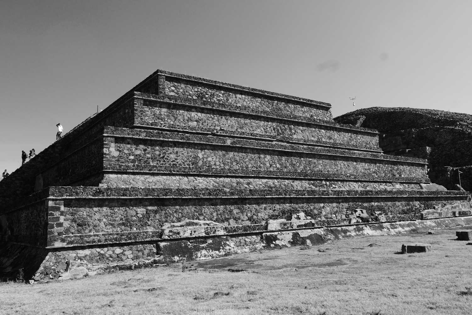 Temple of the Serpent in Teotihuacan