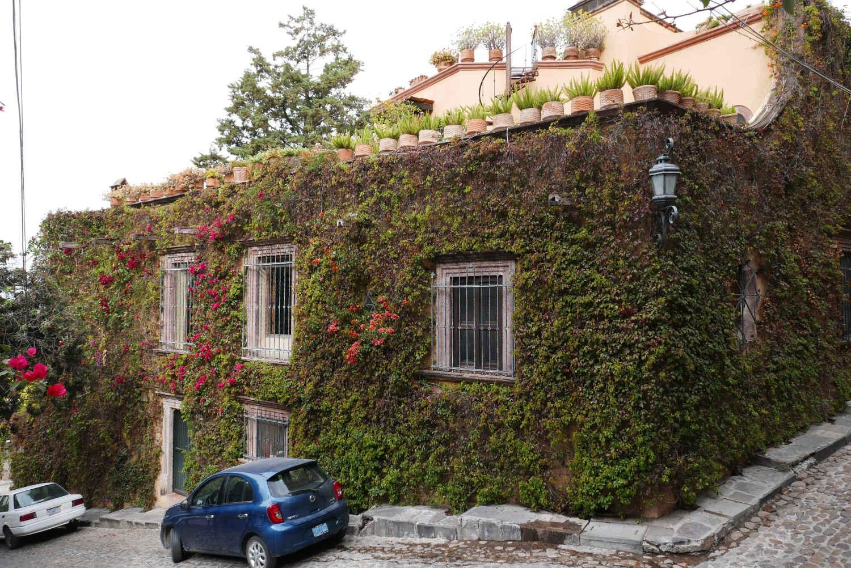 Colonial house in San Miguel de Allende
