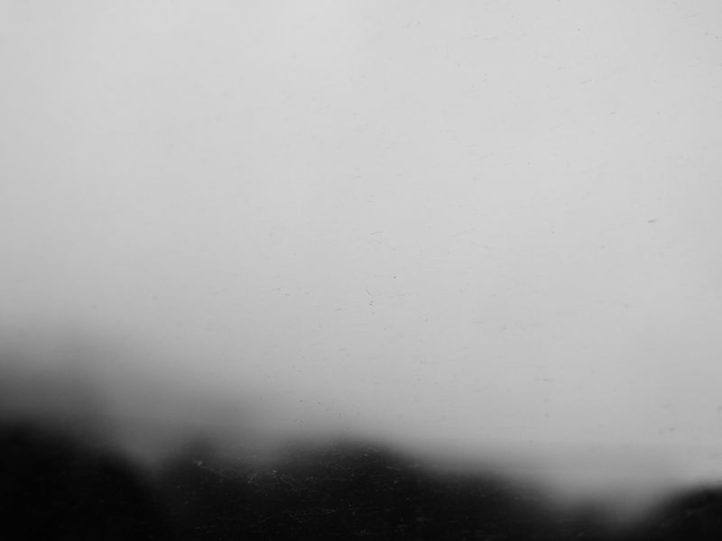 Dreamscapes. Classic blurry image taken from the bus from Xilitla to Queretaro