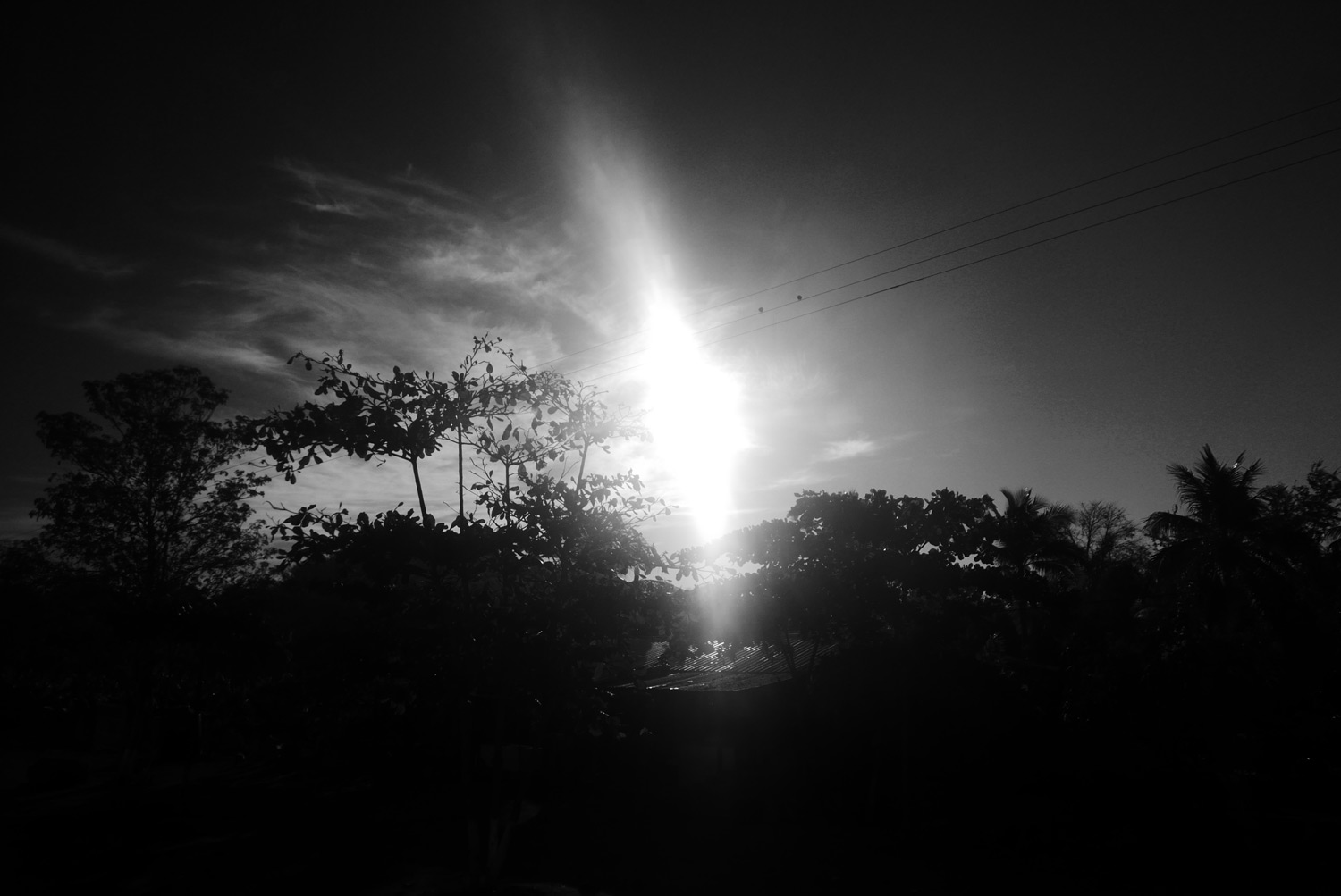 Dreamscapes. Beautiful morning sunlight on the bus from Puerto Escondido to Oaxaca