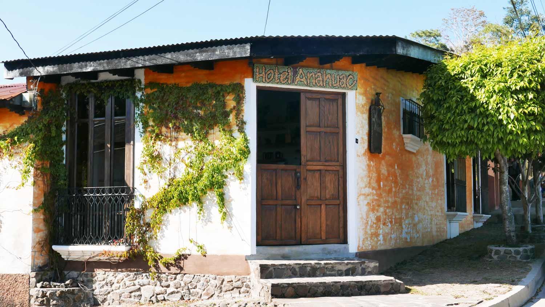 Hotel Anahuac in Juayua, El Salvador