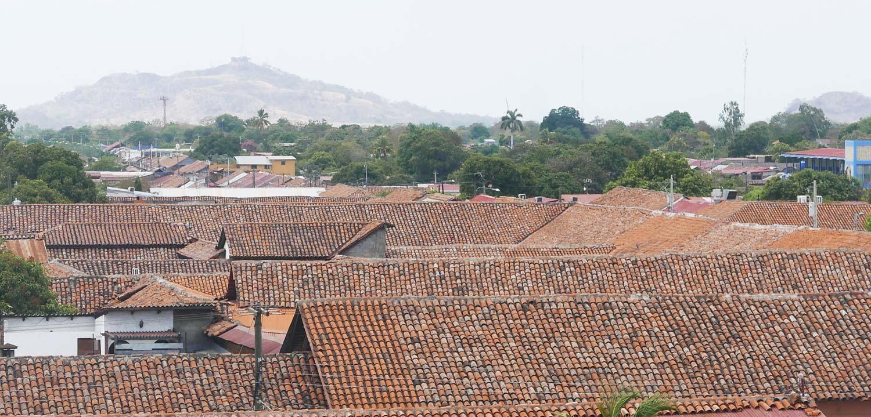 Rooftops of Leon, Nicaragua