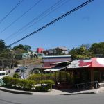 Santa Elena village, the base for most visitors going to Monteverde cloud forest