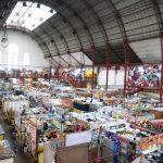 Overview of the Mercado Hidalgo in Guanajuato