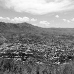 Hillside panorama of Matagalpa