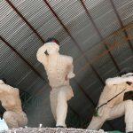 Sandinista statues in Matagalpa