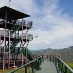 Watchtower on one hill looking over Matagalpa