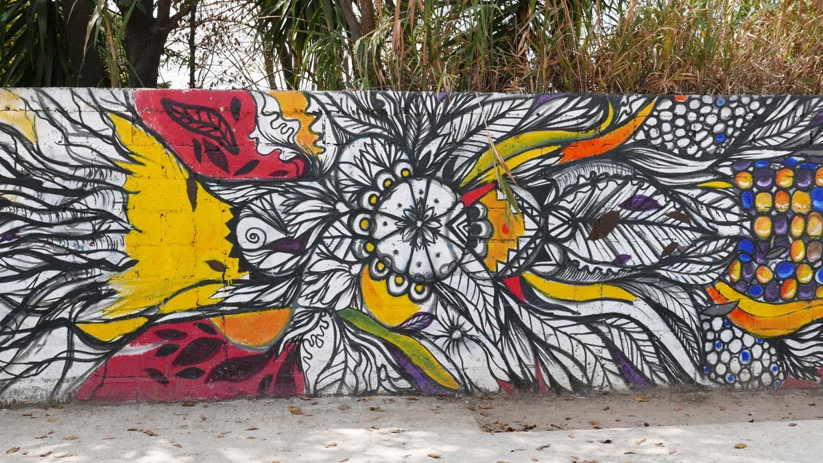 Street art in San Cristobal