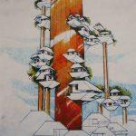 Efrain Recinos designs for modern housing