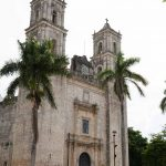 Church in Valladolid