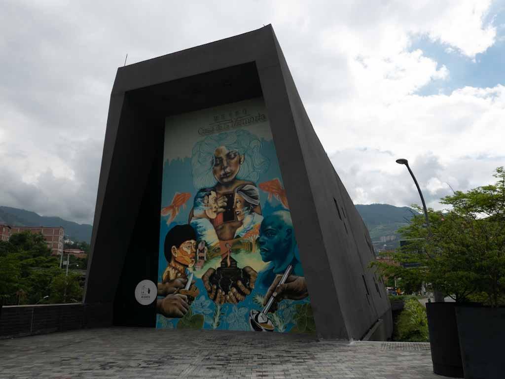 Museo Casa de la Memoria in Medellin
