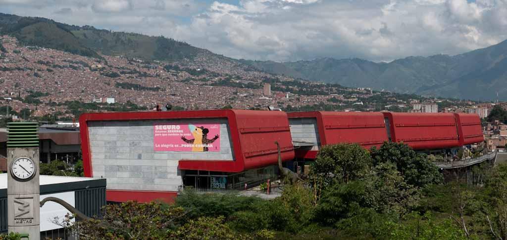 Parque Explora in Medellin